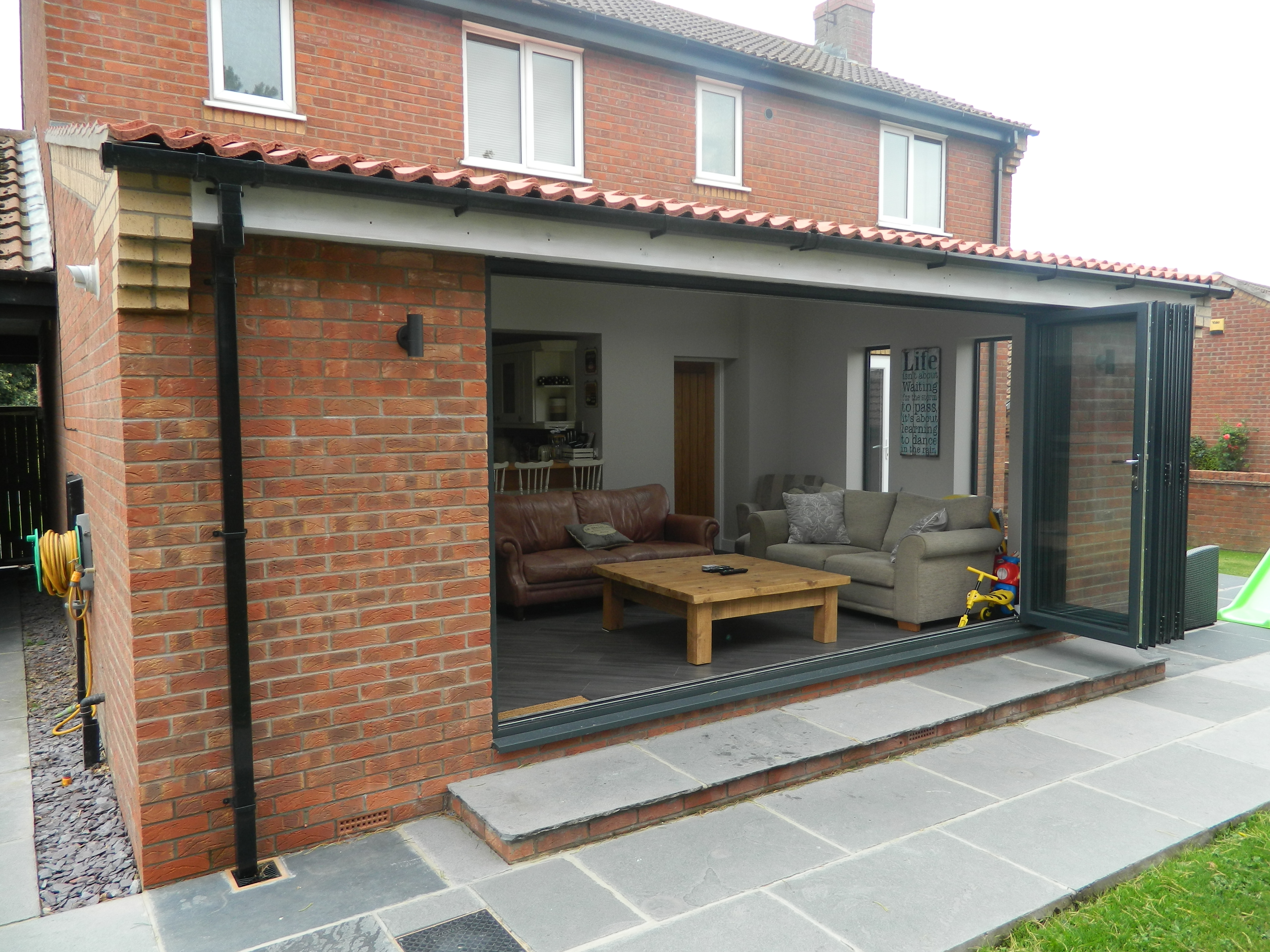 Single Storey Extension Homebuilder